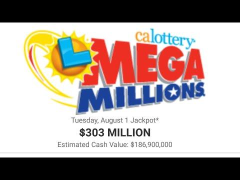 $187 Million Cash Value Up For Grabs - Mega Millions Group Plays