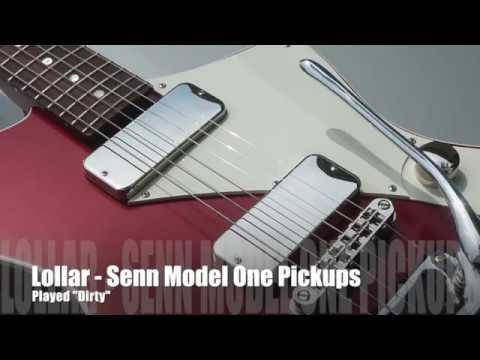 Lollar Senn Model One Pickups - Dirty