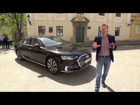 Audi A8 - testirao Juraj Šebalj