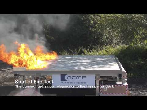 NCMP Firesafe Helipad Test - Full