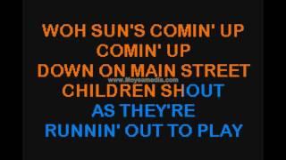 Dixie Chicks Cold Day In July SC HD Karaoke PK02459