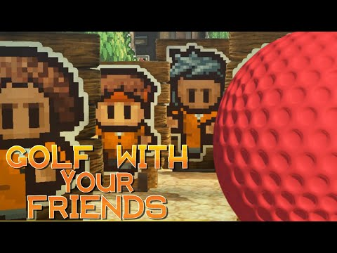 ESCAPIST MAP :O | Golf With Your Friends Gameplay Part 97