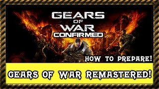 Gears of War Remastered - XboxOne - (100% CONFIRMED) How To Prep!