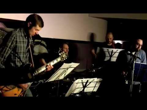 """Pete Robbins's Trans-Atlantic Quartet - """"Fairmount"""""""