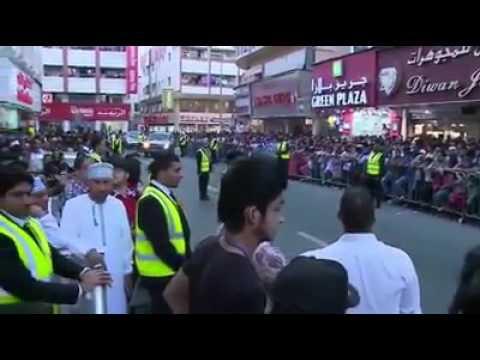 Salman Khan Dubai crazy fans