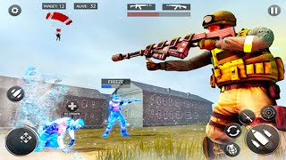 Battle Ground - Open World - Android GamePlay - FPS Shooting Games Android #20