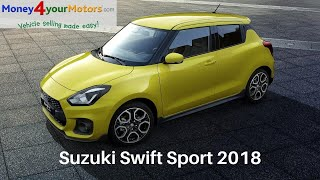 Suzuki Swift Sport 2018 road test and review