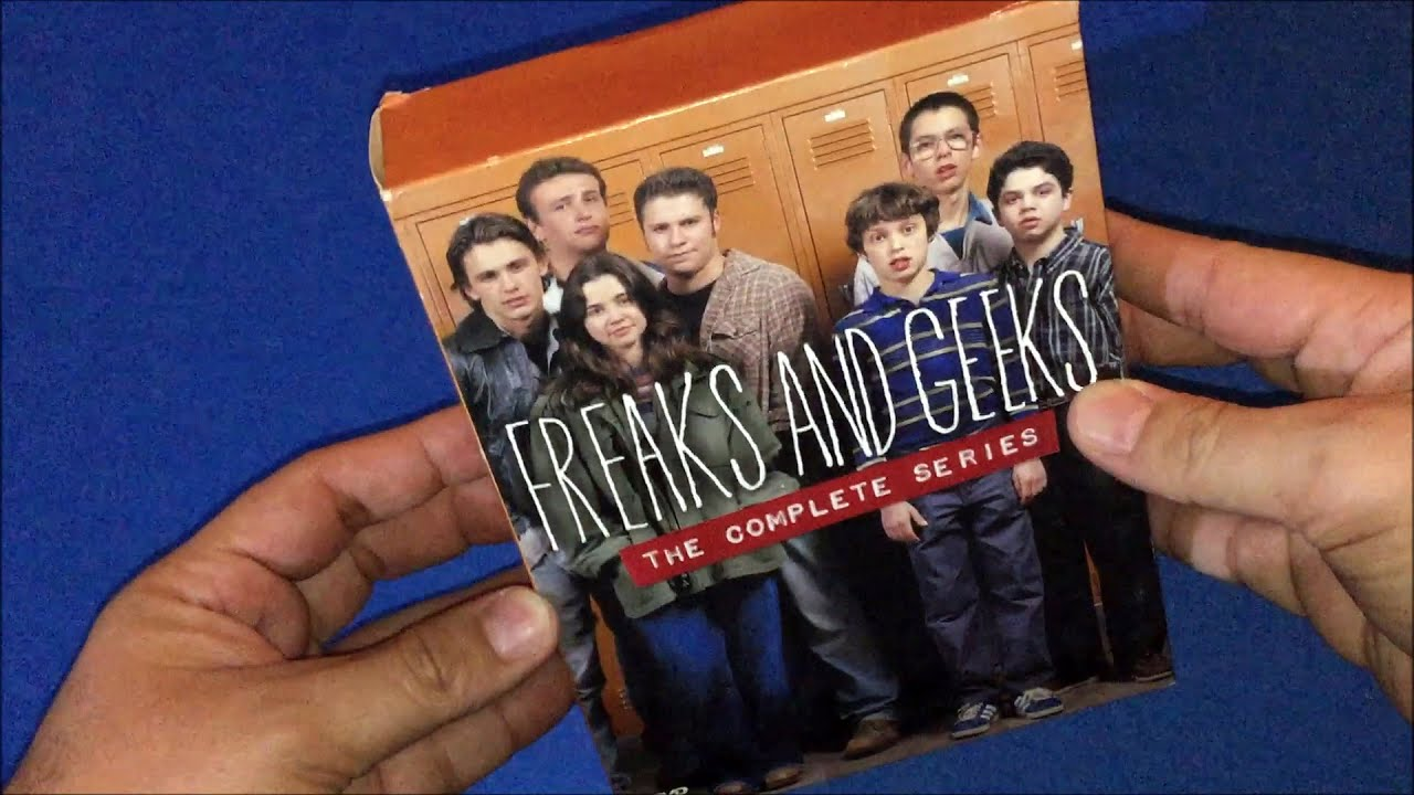 Freaks and Geeks Shout Factory DVD Box ...