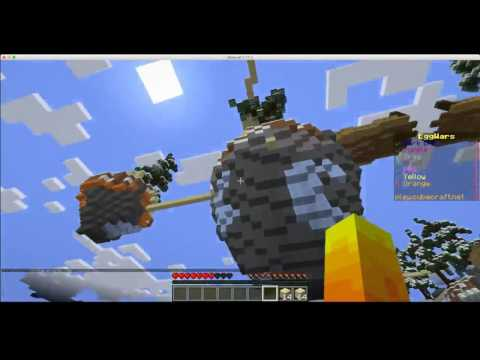 Minecraft Live Steam   Road To 25-30 Subscribers   Egg Wars and arcades   First Stream ever!