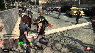 Dead Rising 3: The strongest DDT wrestling move of all time