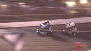 POWRi Speedway Motors Micro Sprints Highlights from Macon Speedway