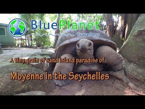 Moyenne Island, Seychelles, Indian ocean