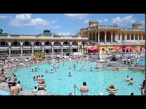 Budapest spa Szechenyi (1)