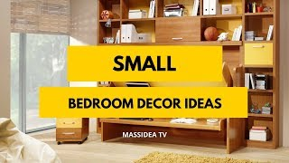 100+ Amazing Small Bedroom Decorating Ideas for House