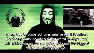 Anonymous to ISIS: You are vermin, expect many cyberattacks after Paris
