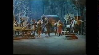 Russ Tamblyn Yvette Mimieux Gypsy Dance