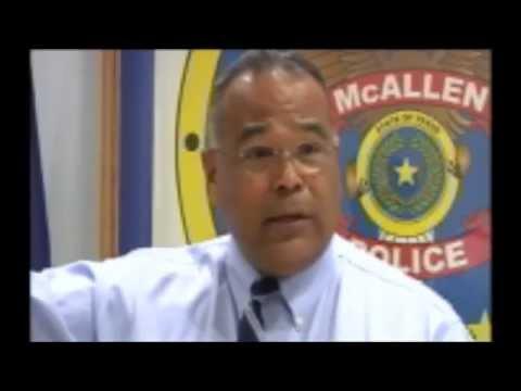 LIVE VIDEO: McAllen Police Officer Shot Press Conference