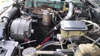 1994 c3500 435t detroit diesel silver series swap