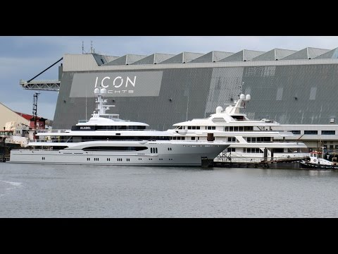 Royal Huisman, Hakvoort Shipyard, Lürssen Yachts, Feadship, Claasen Shipyard, Balk Shipyards