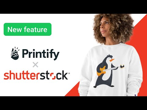 Use high-quality Shutterstock images on custom Products (NO up-front cost, NO subscription required)