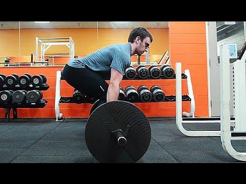 How To Prevent Lower Back Rounding In The Deadlift Youtube