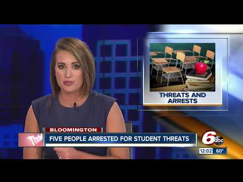 Bloomington elementary school students arrested after social media gun threats