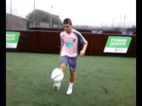 future footballer Mikey Melim