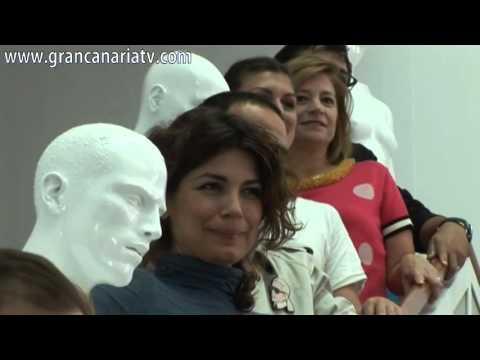 La top model Clara Alonso desfilara en Gran Canaria Moda Calida