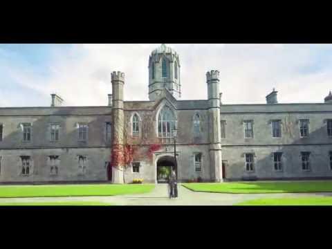 Get The Edge: NUI Galway postgraduate studies