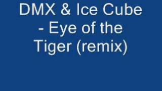 DMX & Ice Cube - Eye of the Tiger (remix)