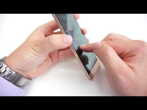 Huawei Mate S Force Touch Demo [english]
