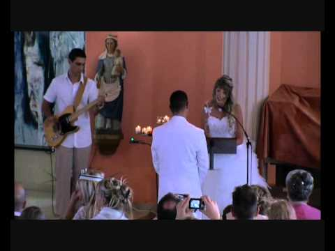 chanson mariage eglise youtube. Black Bedroom Furniture Sets. Home Design Ideas