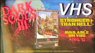 Dark Souls III (2016) - русский трейлер - VHSник