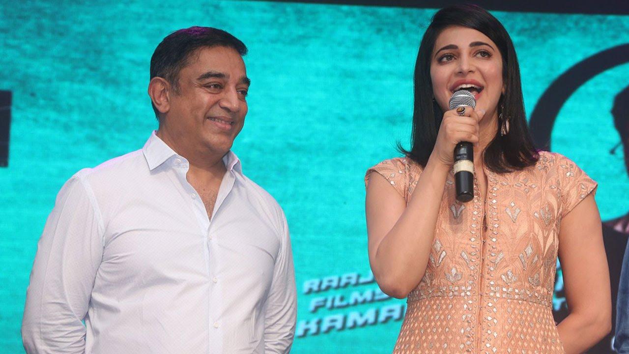 Shruti Haasan is excited to Restart her Career