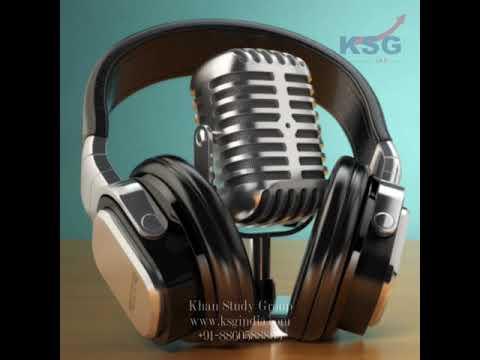 KSG Podcast, Spanish Flu, Impact On India, Social Issues, Anshul, KSG India