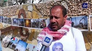 الاحتلال يقمع مسيرة بلعين في ذكرى المقاومة الشعبية