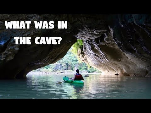 When You Find Something In A Cave... (Samar, National Park, Philippines)