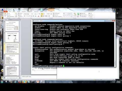 How to Setup a Site to Site VPN Tunnel Cisco ASA