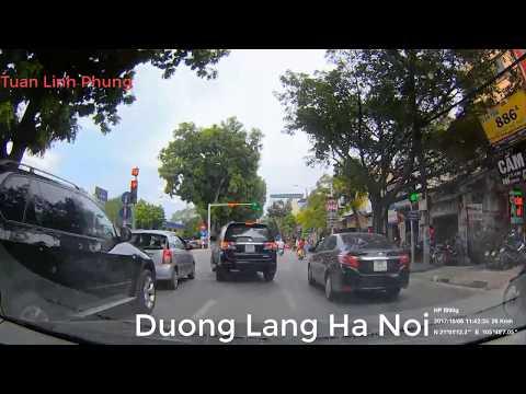 Ngã tư sở | Đường Láng | Cầu Giấy Hà Nội | Hanoi Business Street | Vietnam Discovery Travel