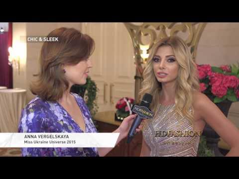 MISS UKRAINE UNIVERSE 2016 | Chic & Sleek | HDFASHION