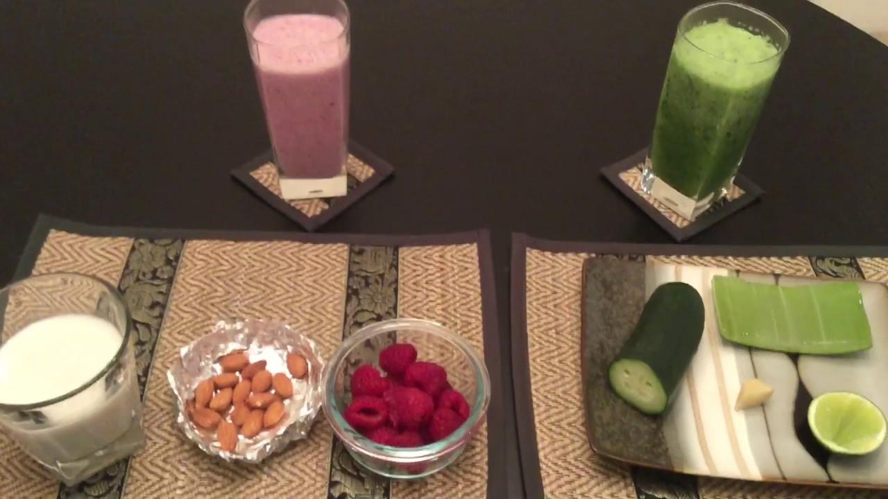 jugo verde para dieta cetosisgenica