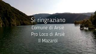 Lungo lago di Arsiè (Lago del Corlo) 12/06/17