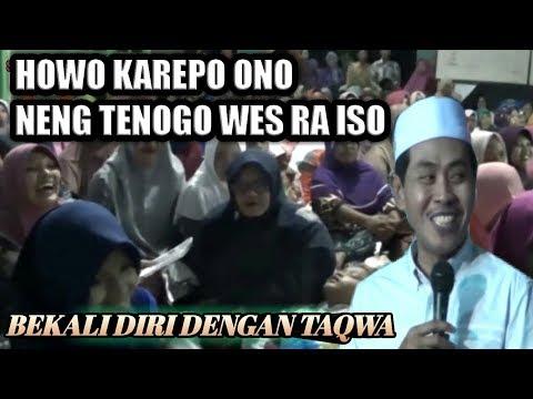 Howo Karepe Onok, Neng Tenogo Ra Iso Wkk KH Anwar Zahid Terbaru Lucu PoLL
