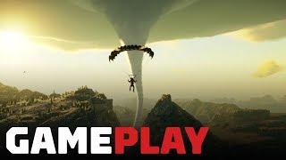 Just Cause 4: Tornado Gameplay Reveal - Gamescom 2018