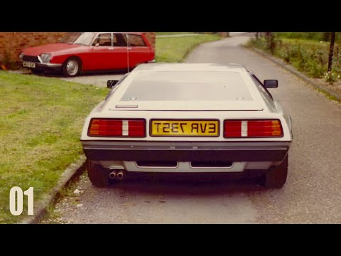 Ever dreamt of restoring your car?  // SOUP Classic Motoring 01