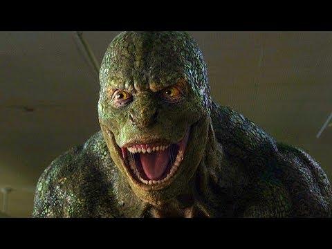 Spider-Man vs The Lizard - School Fight Scene - The Amazing Spider-Man (2012) Movie CLIP HD
