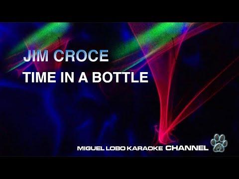 [Karaoke] JIM CROCE - TIME IN A BOTTLE - Miguel Lobo