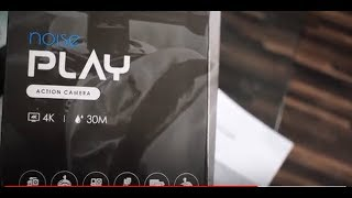 Noise Play Sports and Action Camera  (Black, 16 MP) || unboxing