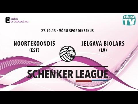 Danpower Võru/Noortekoondis vs VK Biolars/Jelgava
