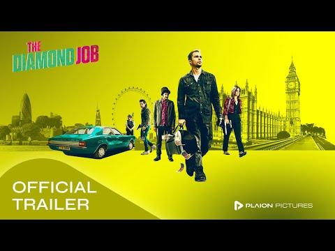 The Diamond Job (Deutscher Trailer) - Mit Sam Rockwell, Ben Schwartz, Phoebe Fox u.a.